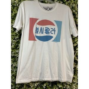 Gently used Vintage Pepsi t-shirt sized L